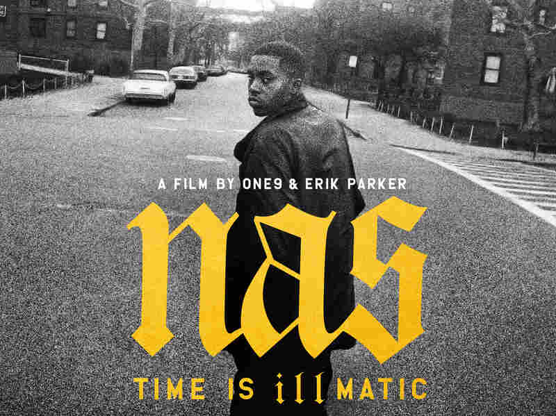 Time Is Illmatic poster.