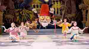 The Pacific Northwest Ballet's Nutcracker features choreography by Kent Stowell and sets and costumes by the late children's book author Maurice Sendak.