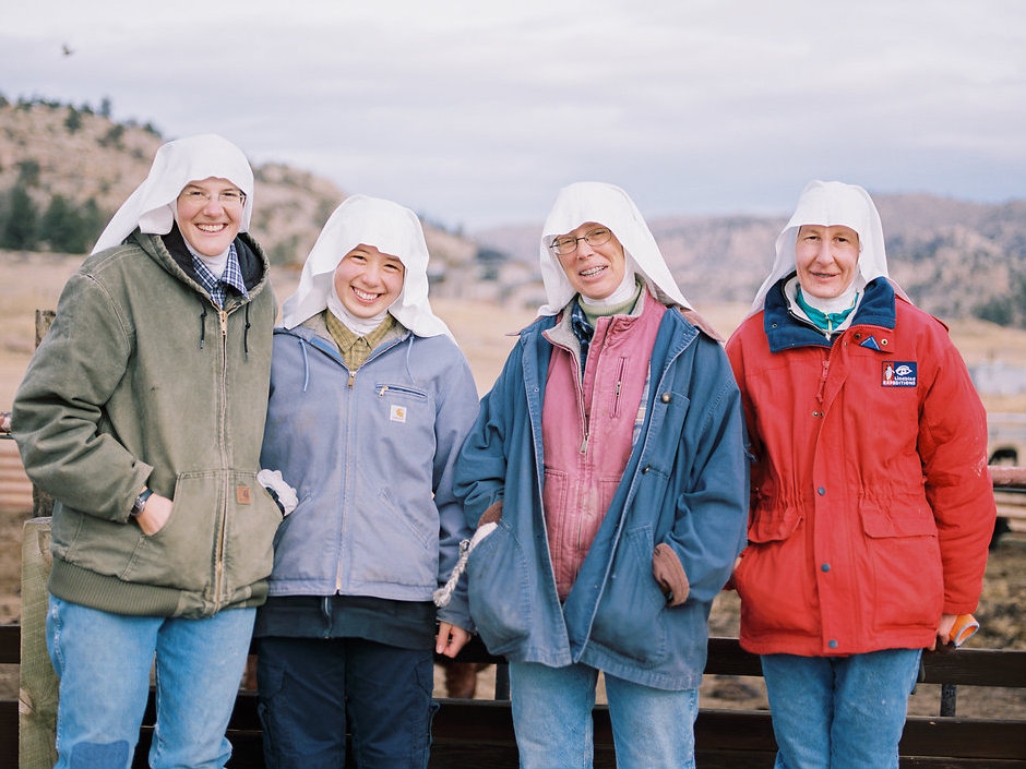 Nuns On The Ranch Give A Heavenly Twist To Beef
