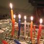 Celebrating Hanukkah In A Palestinian City
