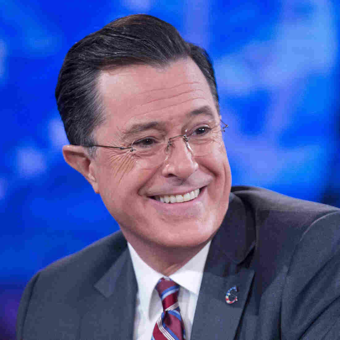A Tribute To Stephen Colbert, A Self-Proclaimed 'Junkie For Exhaustion'