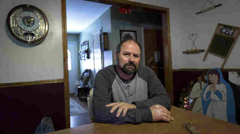 Keith Herie is swamped in debt from medical issues he and his wife encountered starting about a decade ago. Heartland hospital is seizing 10 percent of his paycheck and 25 percent of his wife's wages, and has placed a lien on their home.