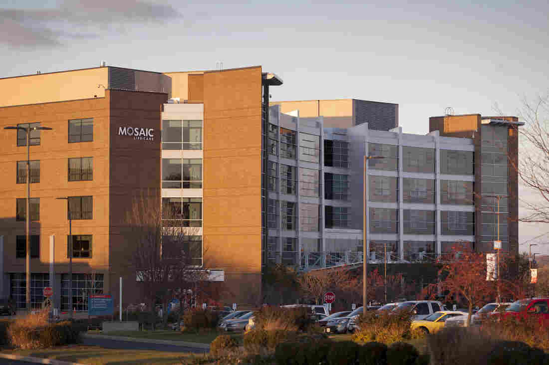 """Heartland Regional Medical Center is in the process of changing its name to Mosaic Life Care. People in St. Joseph, Mo., still refer to it as Heartland hospital — and several former patients say the hospital's debt collection tactics have earned it the nickname """"Heartless Hospital."""""""