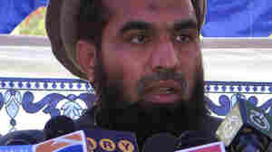 Zaki-ur-Rahman Lakhvi, seen here on June 28, 2008, was granted bail today by an anti-terrorism court in Pakistan. India says he is one of the masterminds of the 2008 attack on Mumbai that killed more than 160 people.
