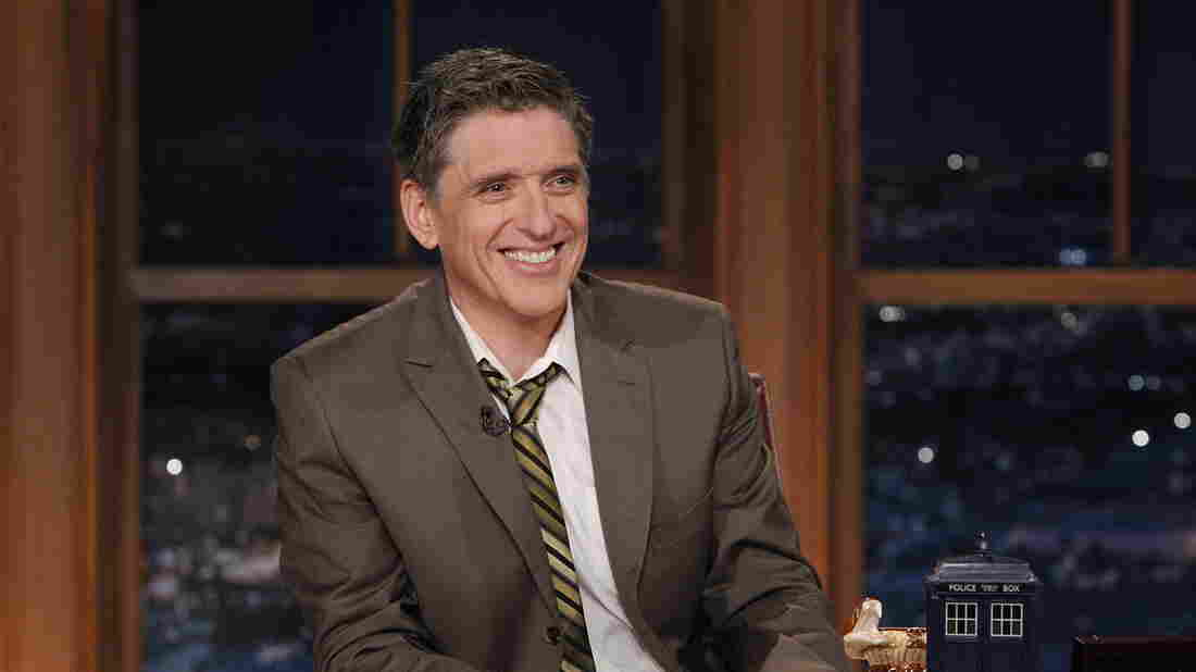 Craig Ferguson hosts The Late Late Show in 2011.