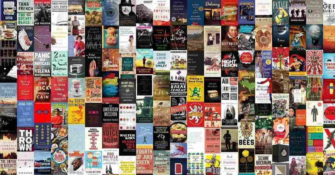 NPR's Book Concierge: Browse more than 250 standout titles from 2014 selected by NPR staff and critics, including Nancy Pearl.