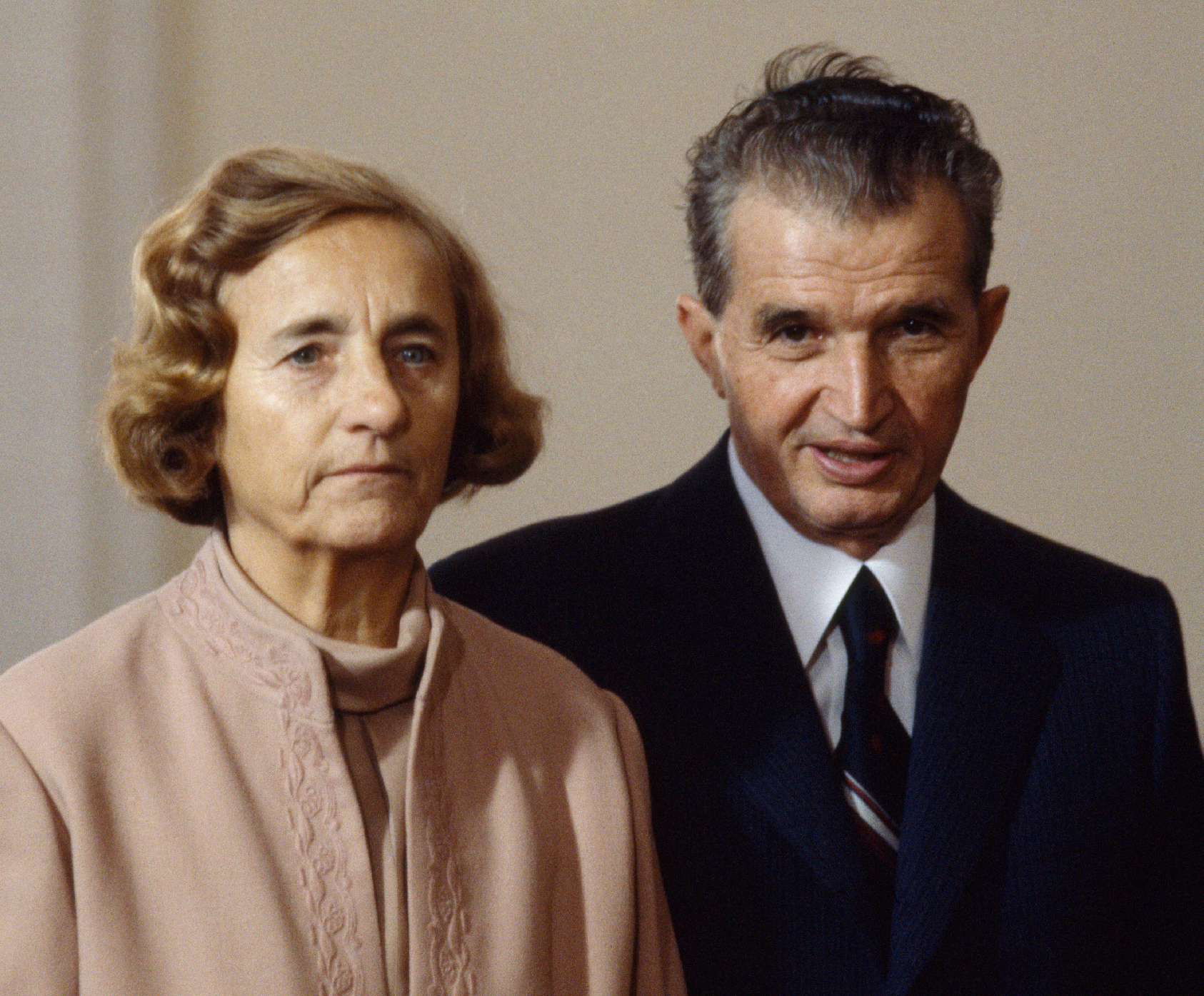 25 Years After Death, A Dictator Still Casts A Shadow In Romania :  Parallels : NPR