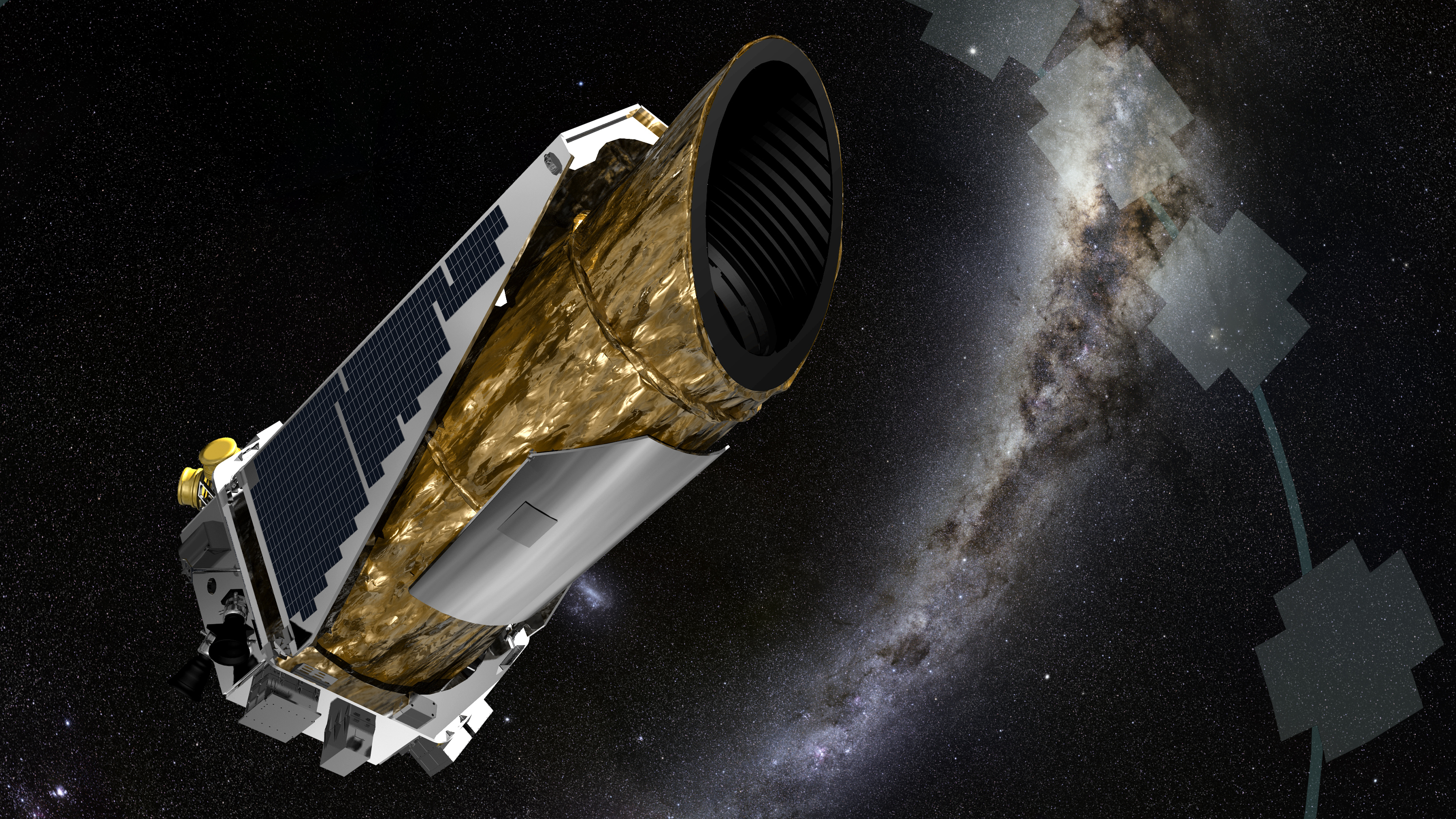 Once Written Off, Kepler Telescope Finds New Planet