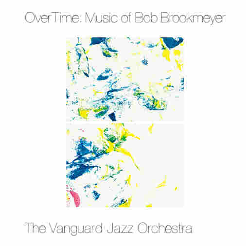 Cover art for OverTime: The Music of Bob Brookmeyer.