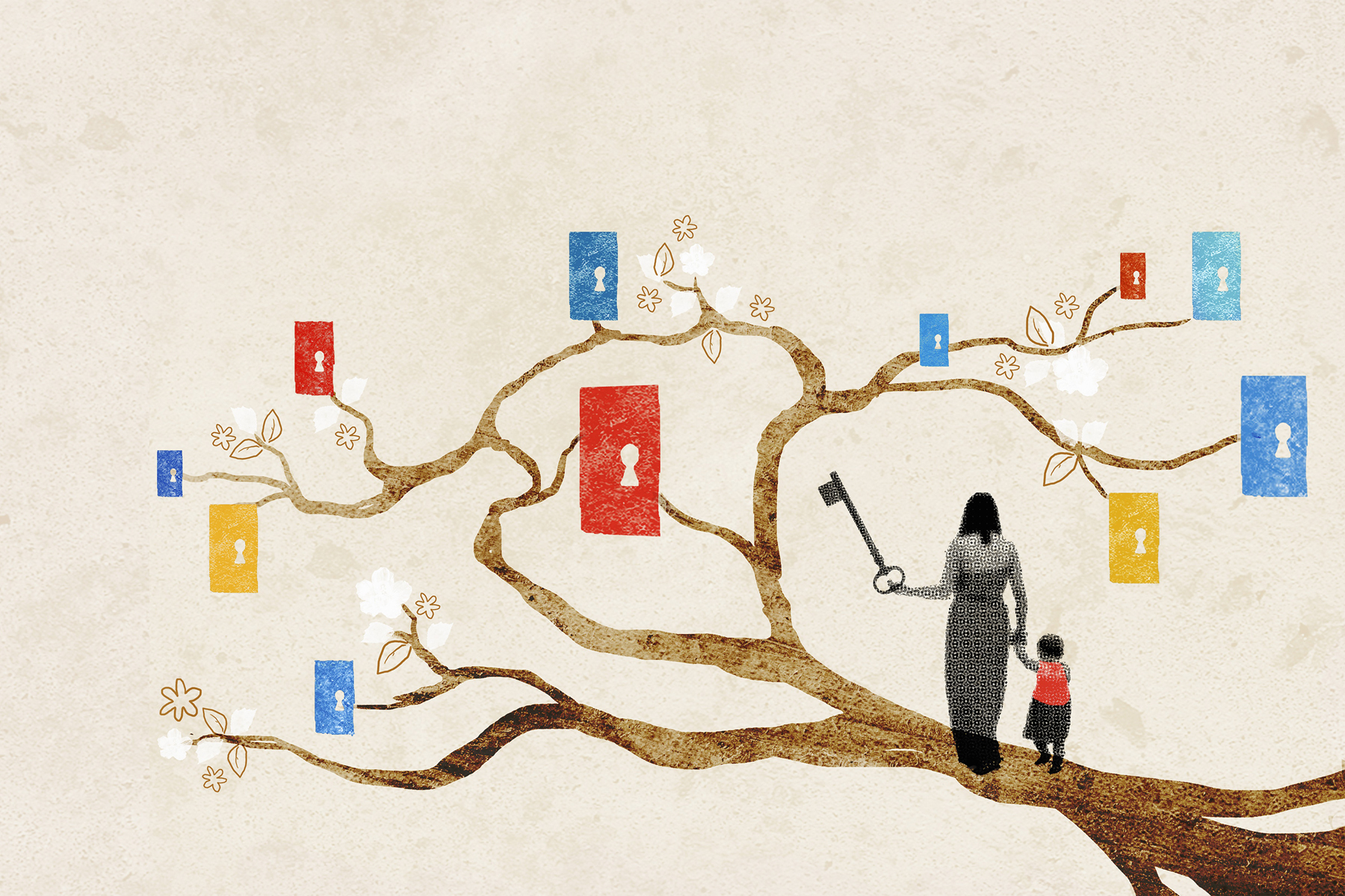 Some Early Childhood Experiences Shape Adult Life, But Which Ones?