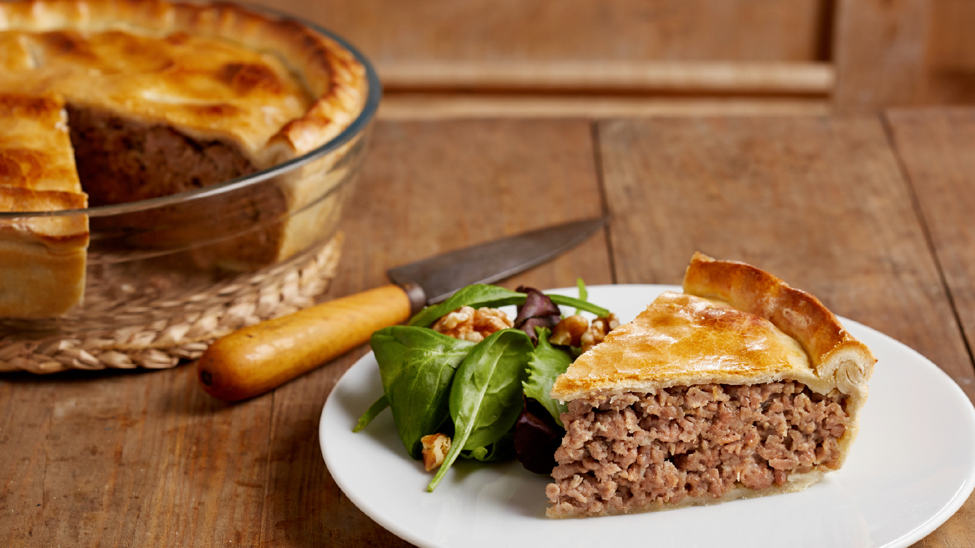 What To Serve With Tourtiere