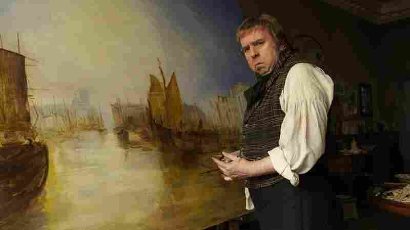 Timothy Spall finds beauty in the unlikeliest places as painter J.M.W. Turner.