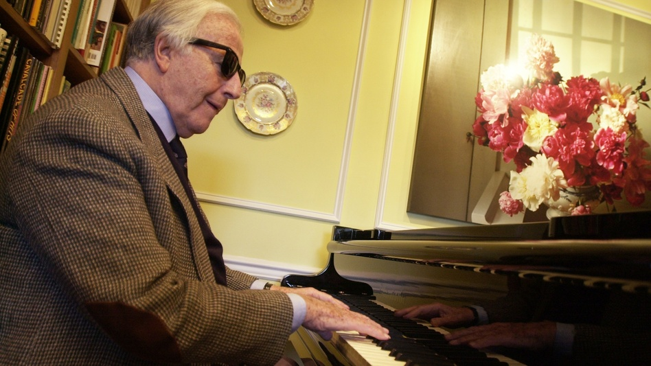 George Shearing. (Getty Images)