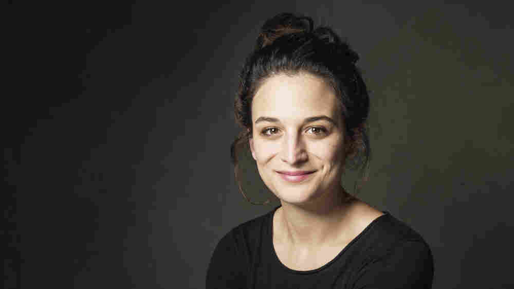 Jenny Slate poses for a portrait during the 2014 Sundance Film Festival in Park City, Utah.