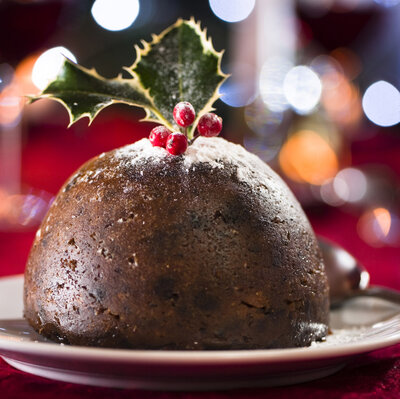 For Australian Christmas, Everything's Overturned But The Pudding