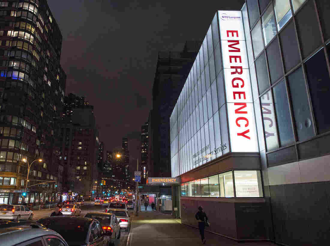 NYU Langone Medical Center is one of the teaching hospitals being penalized by Medicare for its rate of medical errors.