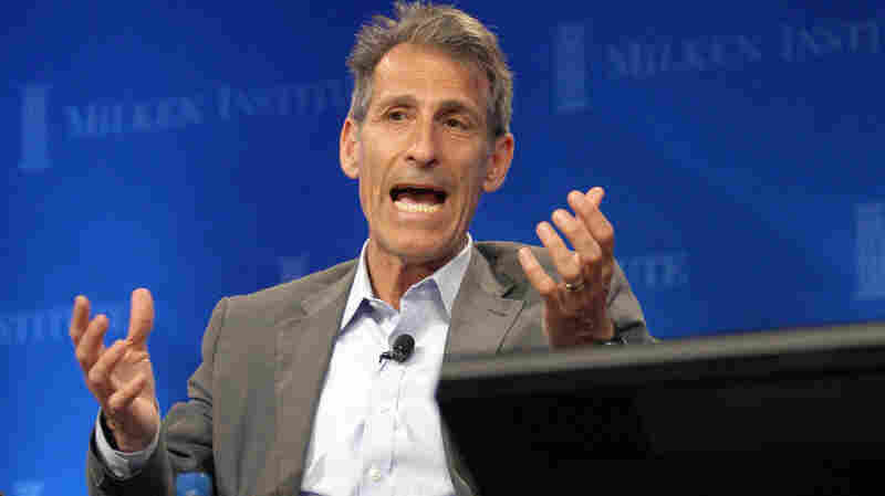 "Responding to criticism over the handling of The Interview, Sony Pictures CEO Michael Lynton says his studio ""very much wanted to keep the picture in release."""