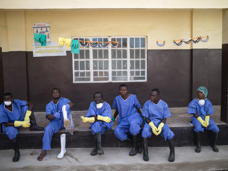 U.N. Reports More Than 7,000 Ebola Deaths Since March