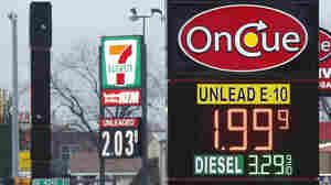On Cue in Oklahoma City, was reportedly the first station to lower regular unleaded below $2 a gallon. Now, 24 states have $1.99 gasoline.