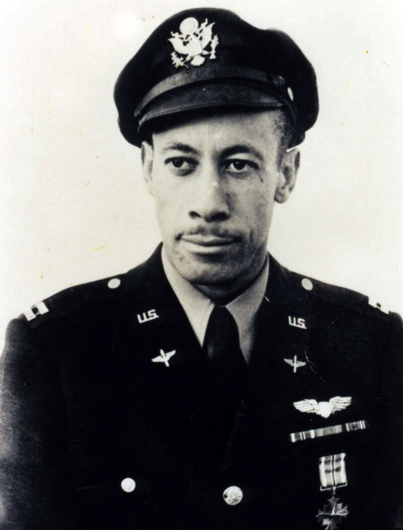 Decorated Tuskegee Airman Lowell Steward Dies At 95 The Two Way Npr