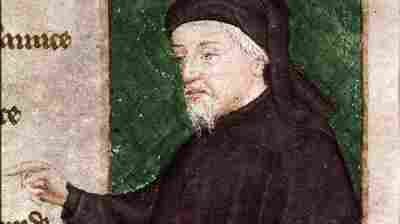 Geoffrey Chaucer died in 1400 — but somehow, he's on Twitter now — and he's here to answer your holiday questions!