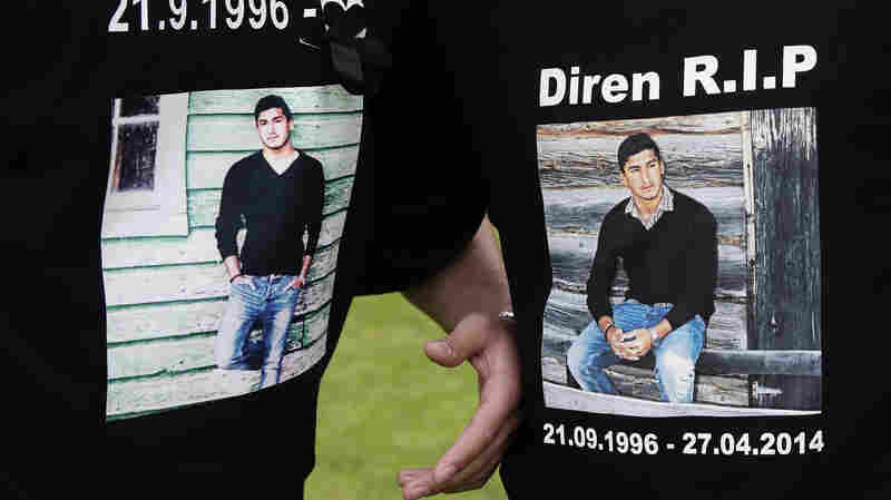 Diren Dede, a 17-year-old German exchange student, was fatally shot in the head and arm when he entered the garage of Markus Kaarma in Missoula, Mont., on April 27. Kaarma said it was self-defense, but a Montana jury recently found him guilty of deliberate homicide.