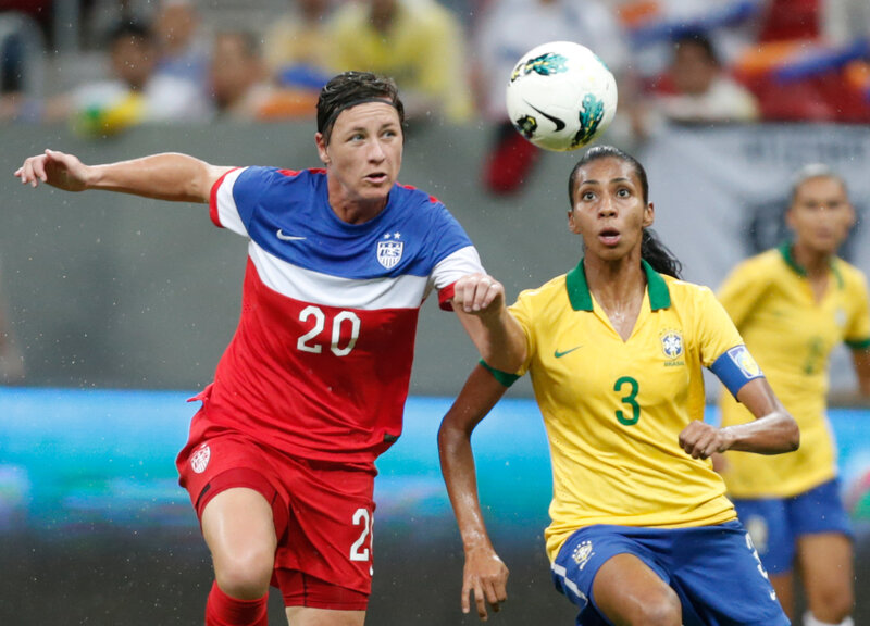U.S. Women s Soccer Team Finishes Second In Brazilian Tournament ... 2cc935bb8