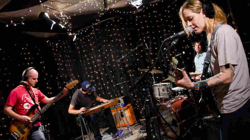 Watch Public Radio's Best In-Studio Performances Of 2014