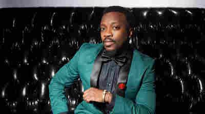 Anthony Hamilton's first Christmas album is called Home for the Holidays.