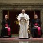 Pope Francis, At Christmas Gathering, Blasts Vatican's Bureaucrats