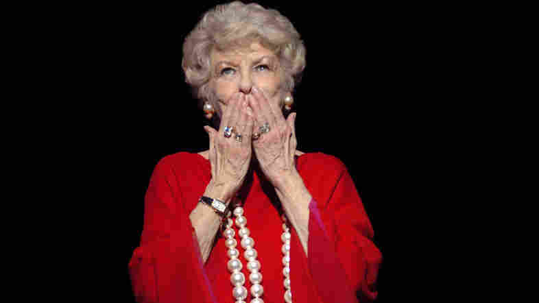 Elaine Stritch: Broadway Legend, Barstool Sage