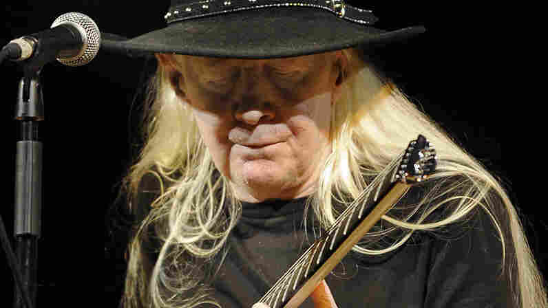 Johnny Winter: Best-Selling Blues-Rock Guitarist