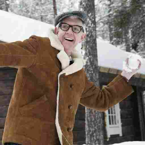 Nick Lowe's Christmas album is called Quality Street. He's currently touring the U.S.