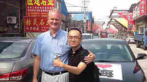 Reporter Offers Free Cab Rides For Stories From 'Streets Of Shanghai'