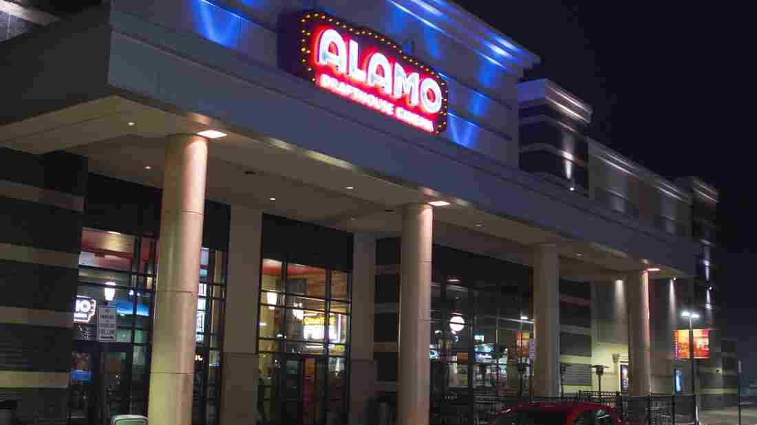 The Alamo Drafthouse theater chain will show The Interview starting on Christmas Day.