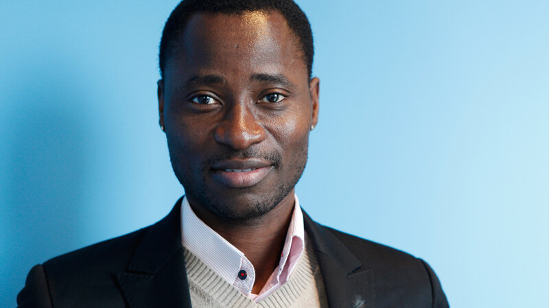 Adebisi Alimi, an actor-turned-activist, was the first person ever to come out as gay on Nigerian television. He now shares his story when he speaks up for the rights of the LGBT community.