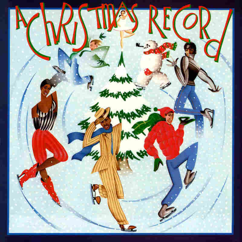 """The Waitresses' """"Christmas Wrapping"""" originally appeared on A Christmas Record in 1981, with other unlikely holiday songs by Suicide, Material and Was (Not Was)."""