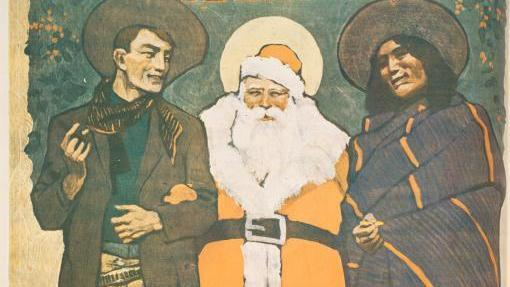 a very native american christmas the protojournalist npr