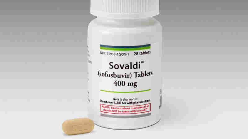 The hepatitis C medication Sovaldi, from Gilead Sciences, costs $1,000 per pill. It's just one of the new medications introduced in the past year that can cure the disease within weeks or months.
