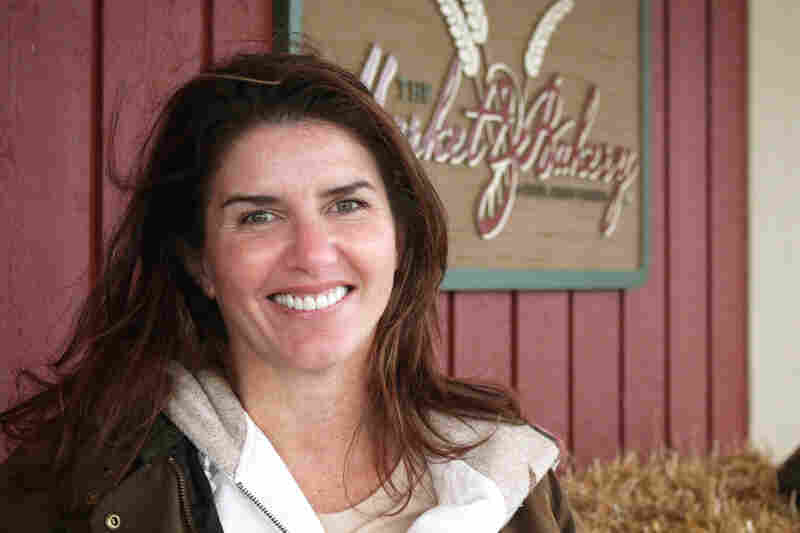 Sue McCloskey co-founded Fair Oaks Farms with her husband, Mike.