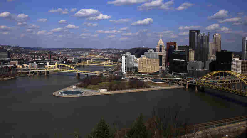 The city of Pittsburgh is hoping that drawing more skilled immigrants will give it an entrepreneurial boost.