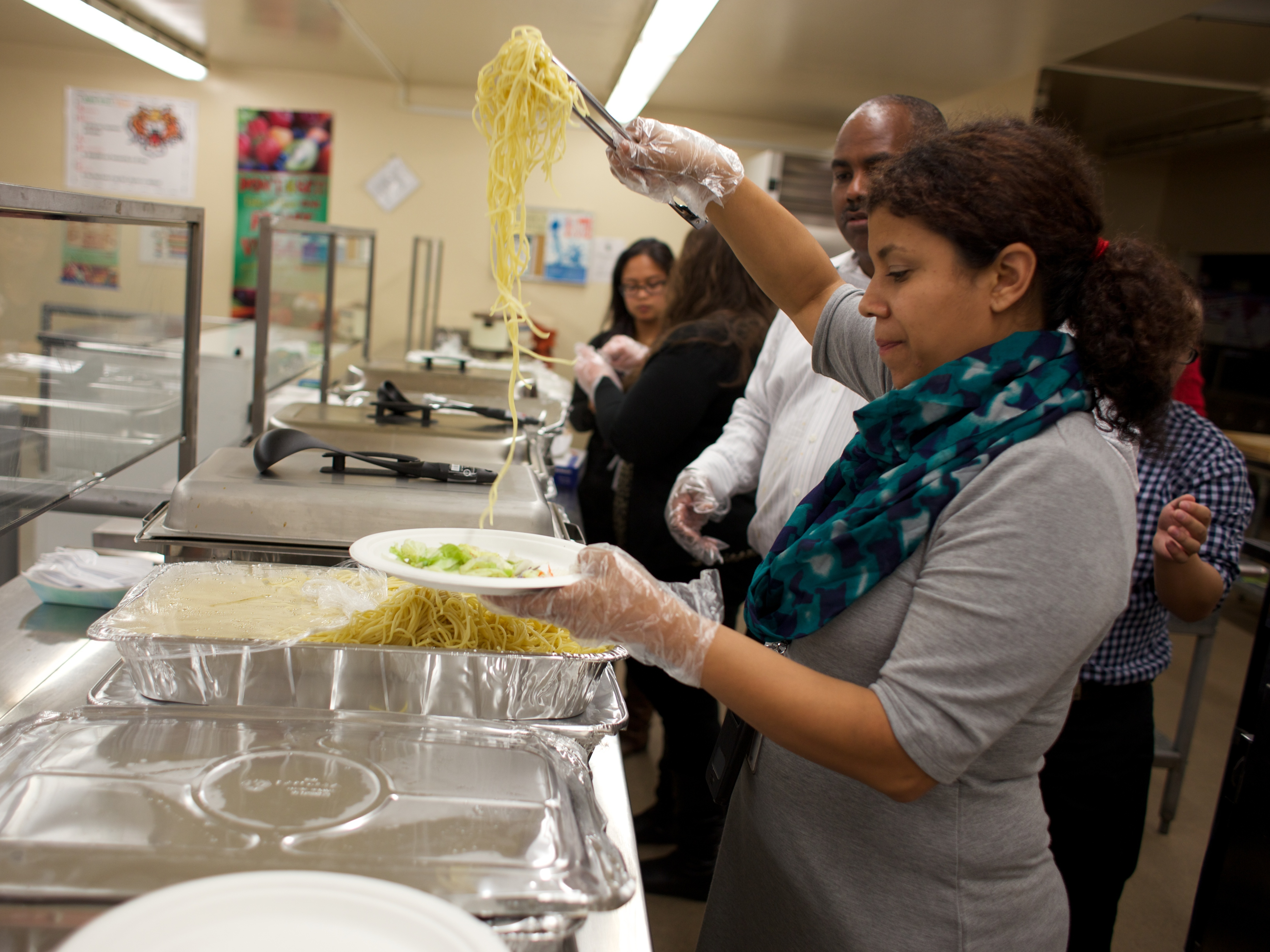 Beyond Free Lunch: Schools Open Food Pantries For Hungry Families