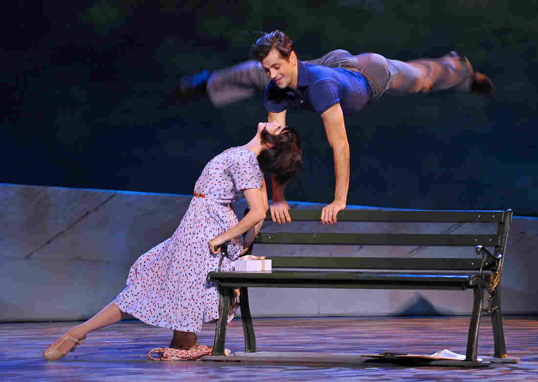 The stage version of the Hollywood classic An American in Paris combines British, French and American artistic traditions and stars Leanne Cope and Robert Fairchild in the roles made famous by Leslie Caron and Gene Kelly.