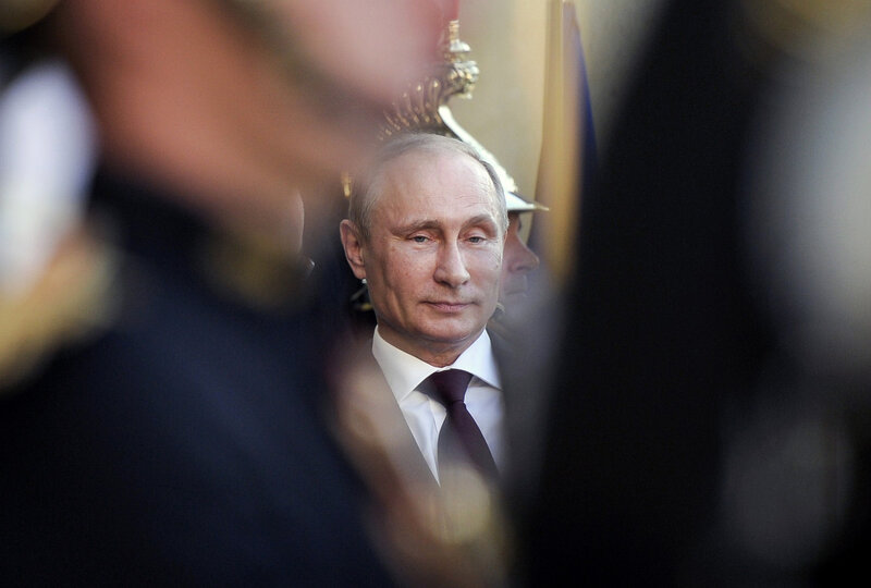 Europe S Far Right And Putin Get Cozy With Benefits For Both Parallels Npr