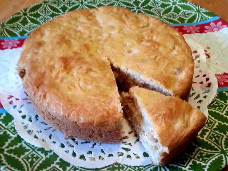 Susan Tannewitz-Karnes grew up eating Mrs. Lawrence every Christmas. The tea cake was so beloved that Tannewitz-Karnes and her siblings would argue over who received more than their fair share.