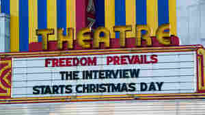 The Interview starring James Franco and Seth Rogen opened in 331 mostly independent theaters and on streaming sites Christmas Day. It's estimated to rake in $4 million in its opening weekend.