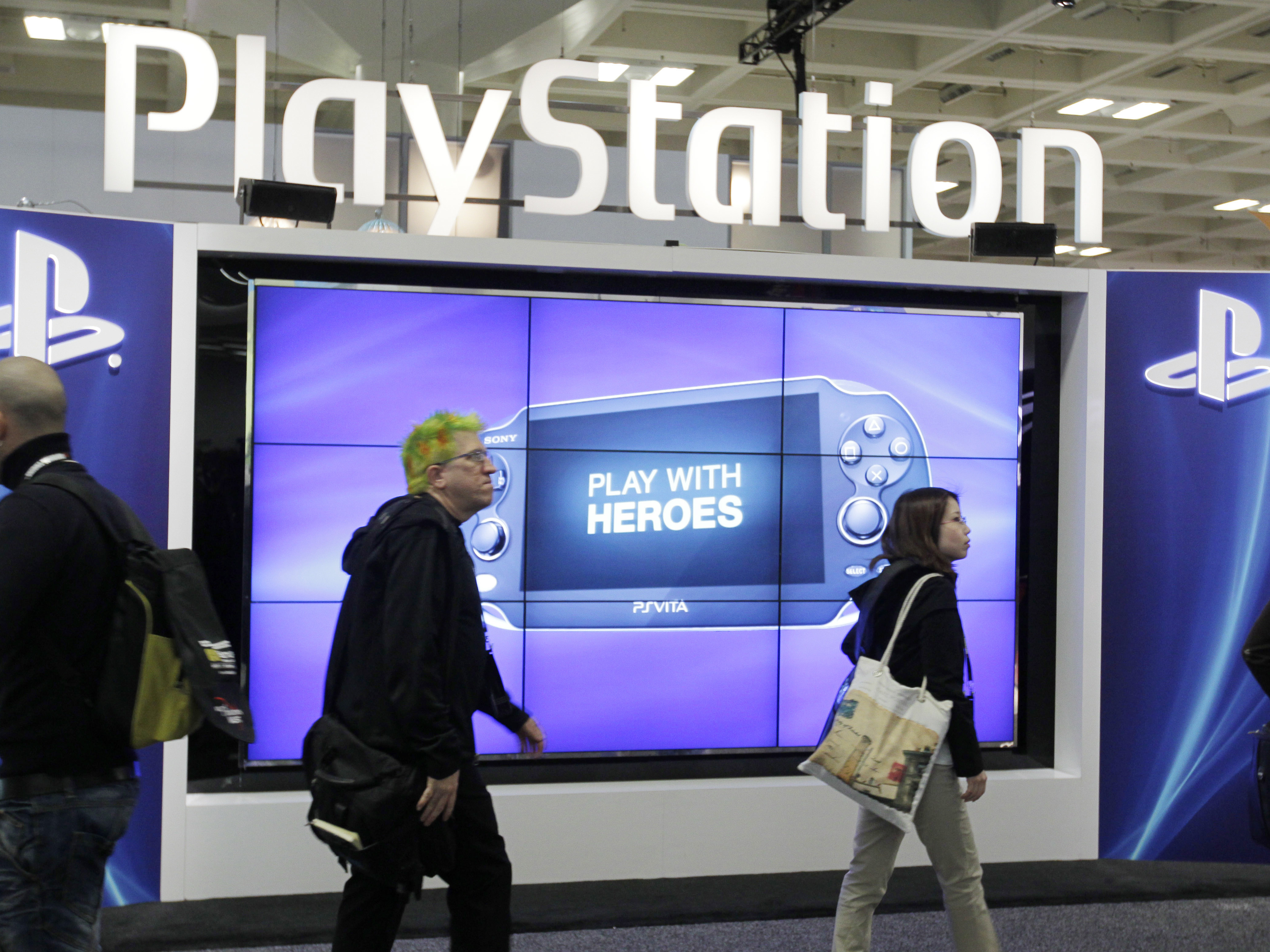 Possible Hack Of Sony, Microsoft Game Console Sites
