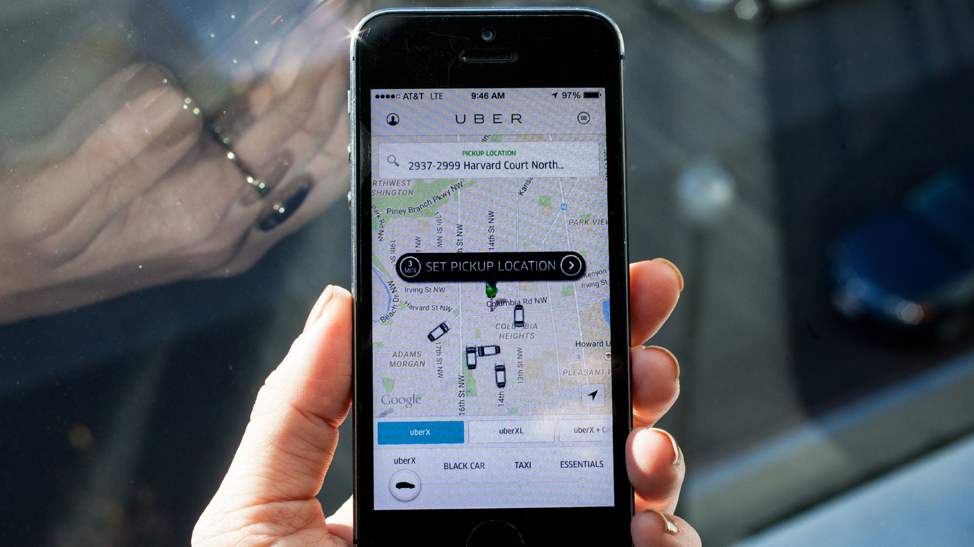 As Uber Expands It Asks Cities For Forgiveness Instead Of