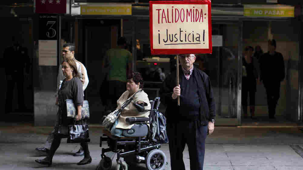 Thalidomide Victims In Spain Still Waiting For Compensation