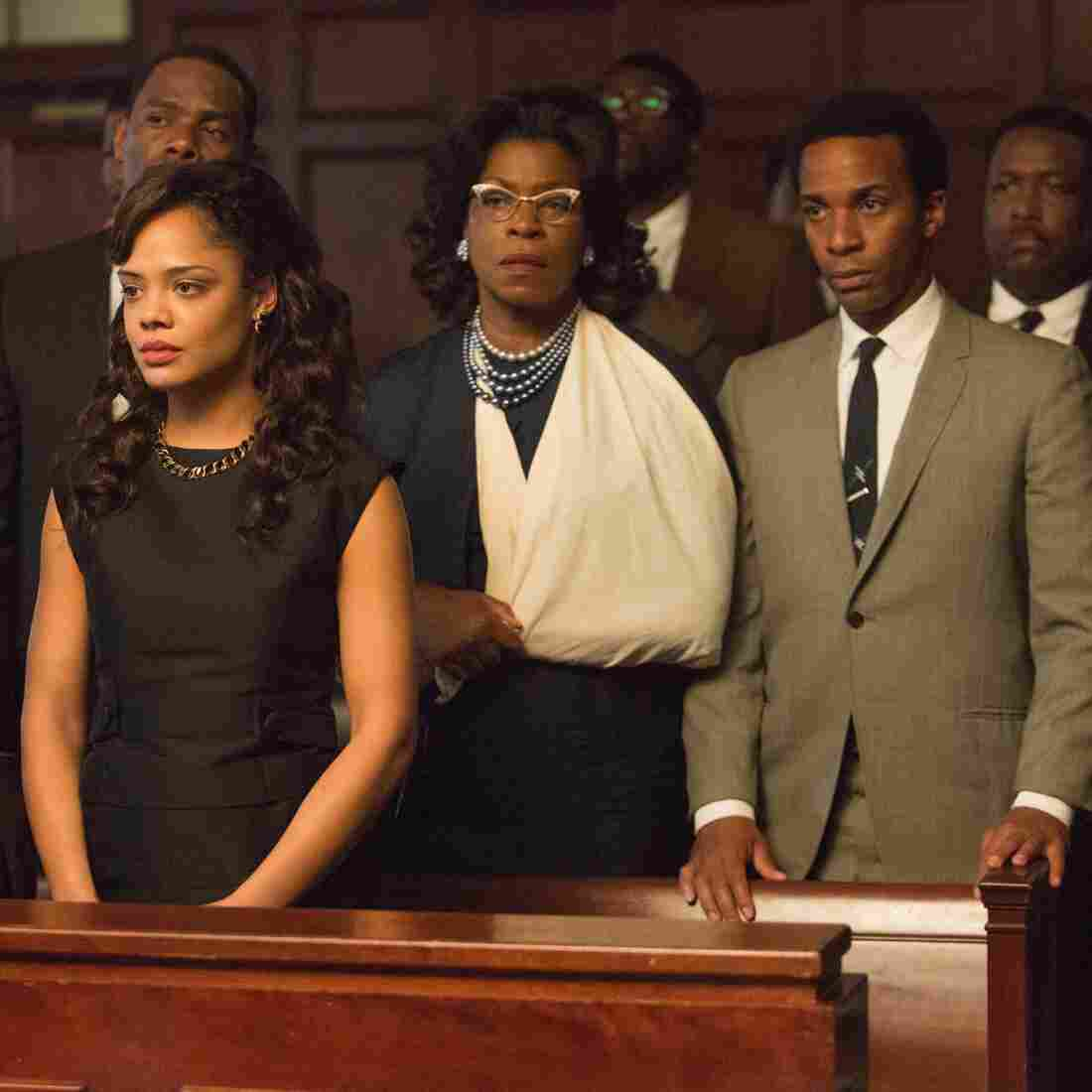 For Hollywood, 'Selma' Is A New Kind Of Civil Rights Story